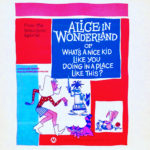 Alice In Wonderland Promo LP