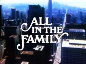 All-In-The-Family