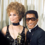 Barbra Streisand and Sammy Davis, Jr. at The Oscars
