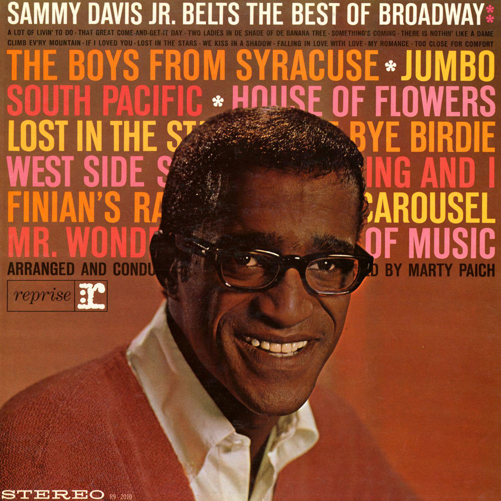 Belts The Best Of Broadway