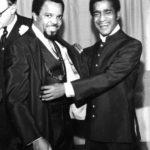 Berry Gordy and Sammy Davis, Jr. in 1968