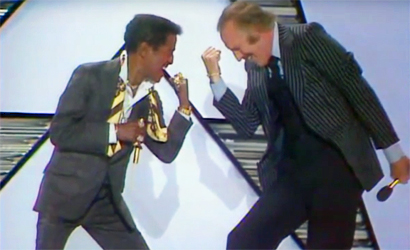 "YouTube Tues: Sammy on ""Bruce Forsyth's Big Night"""
