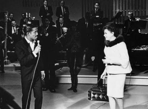 Sammy Davis, Judy Garland – The Sammy Davis, Jr. Show, 1966