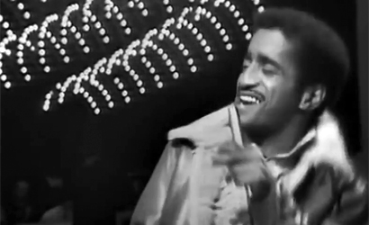 Sammy Davis, Jr. on Dee Time 1968