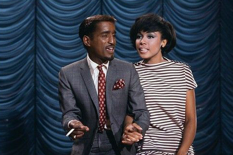 Sammy Davis, Diahann Carroll – The Sammy Davis, Jr. Show, 1966