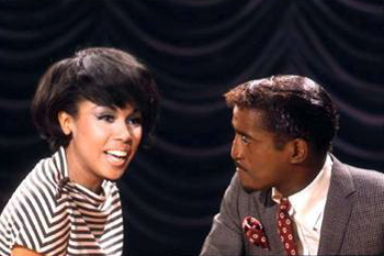 Diahann Carroll, Sammy Davis – The Sammy Davis, Jr. Show, 1966