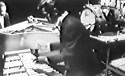 "Sammy Davis, Jr. on ""Frankly Jazz"""