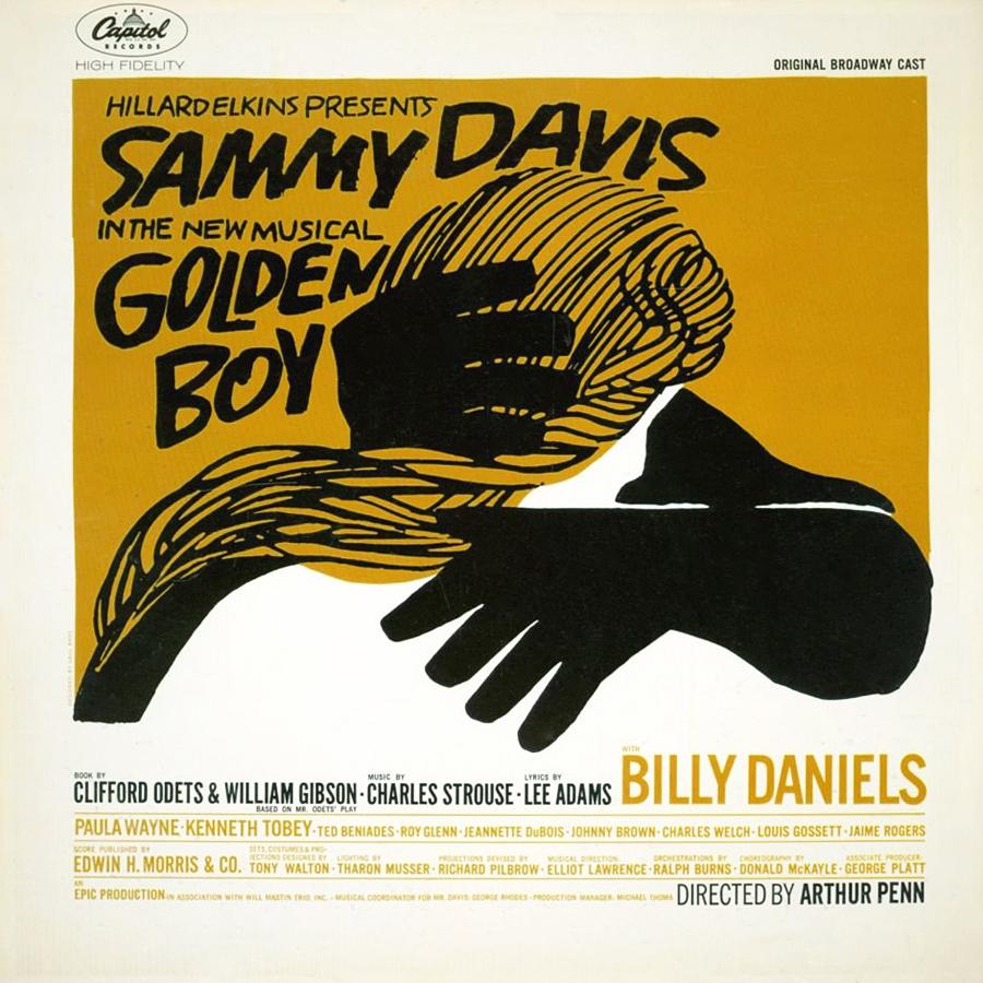 Golden Boy LP