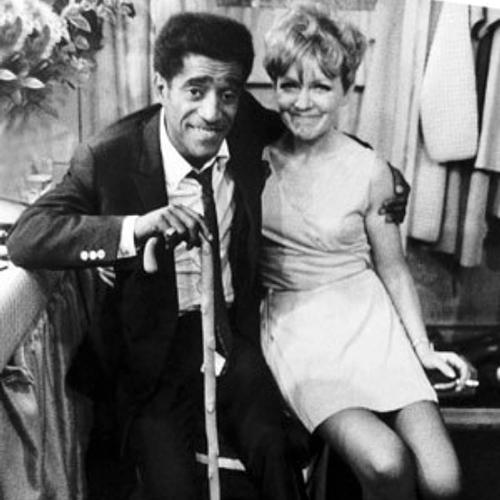 Golden Boy London Sammy Davis, Jr. with Vivienne Martin