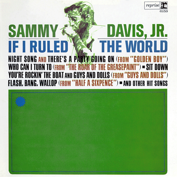 If I Ruled The World LP