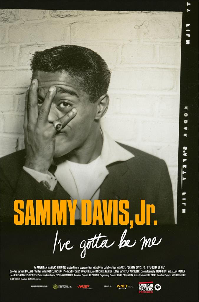 Sammy Davis Jr. I've Gotta Be Me Documentary Poster