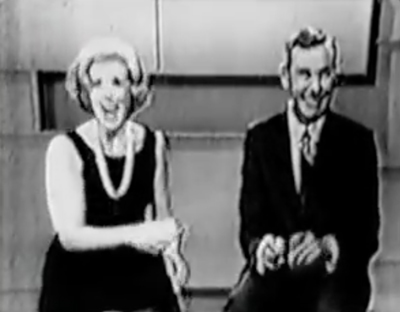 Joan Rivers and Host Johnny Carson - The Sammy Davis, Jr. Show