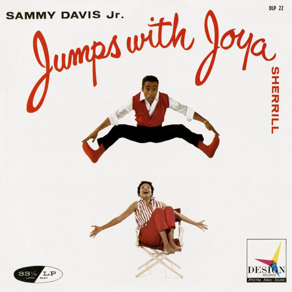 Sammy Jumps With Joya LP