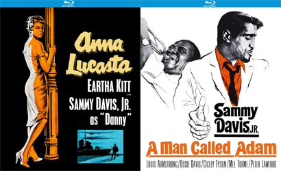 Two Sammy films released on Blu-ray!
