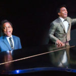 Daniel J. Watts plays Sammy Davis, Jr. in new play