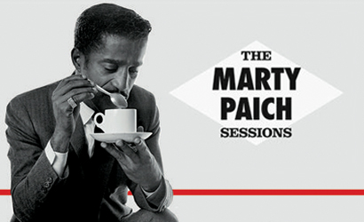 "New CD release: ""The 1961-62 Marty Paich Sessions"""