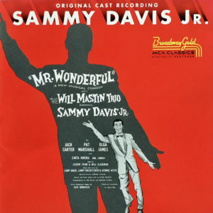 Sammy Davis, Jr. Mr Wonderful