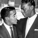 Sammy Davis, Jr. and Nat Cole
