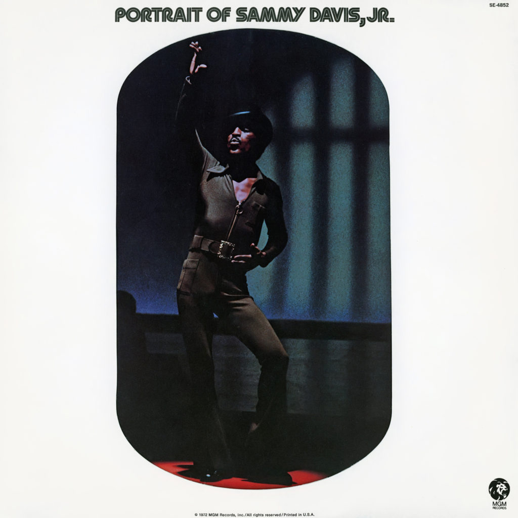 Portrait Of Sammy Davis Jr LP