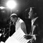 Quincy Jones and Sammy Davis, Jr.