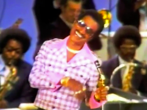Sammy Davis, Jr. in Sammy & Company