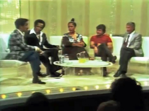Sammy & Company: Sammy Davis, Jr. with Lou Rawls and Della Reese