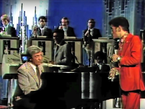 Sammy & Company: Sammy Davis, Jr. with Merv Griffin