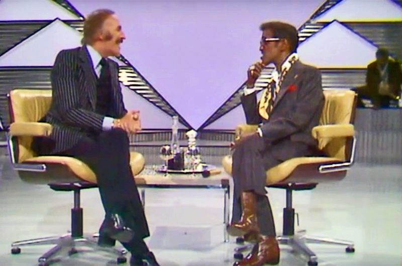 Sammy Davis on Bruce Forsyth Big Night 1978