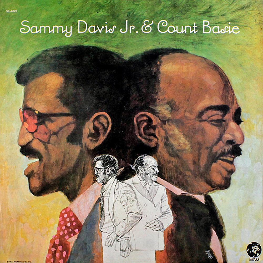Sammy Davis Jr And Count Basie LP