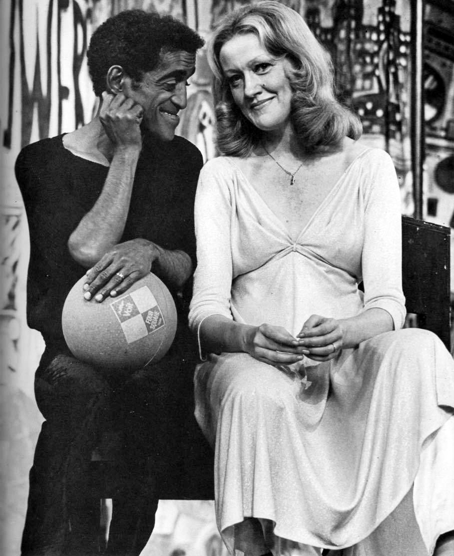 Sammy Davis Marian Mercer Stop The World