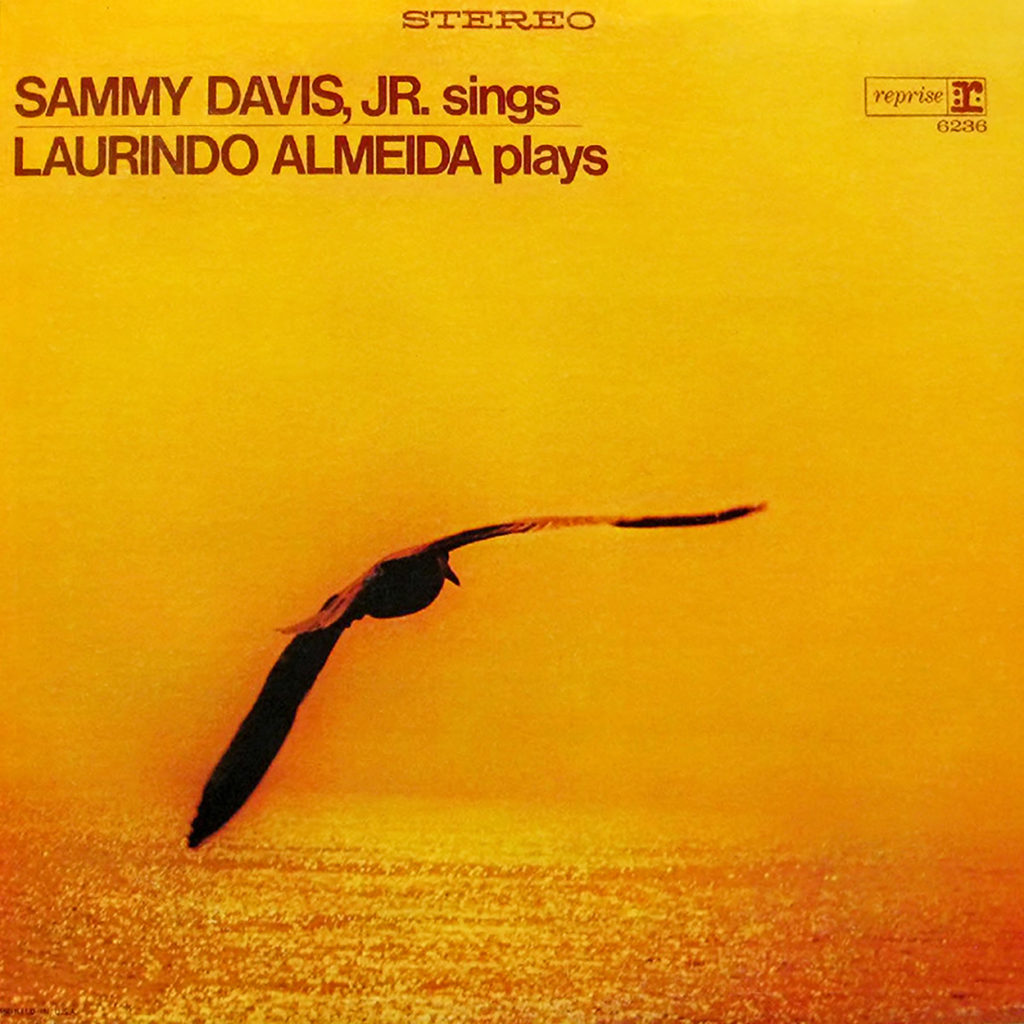 Sammy Davis Sings Laurindo Almeida Plays LP