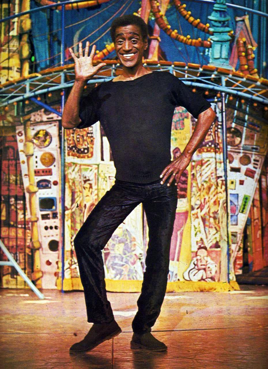 Sammy Davis Stop The World 1
