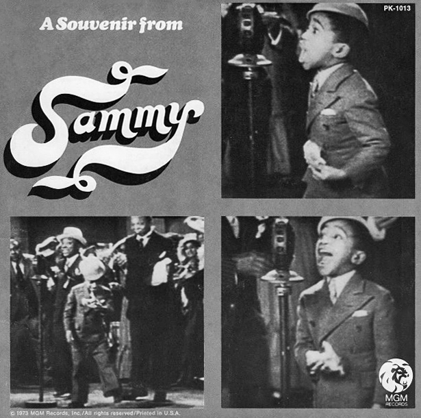 """Sammy"" Souvenir 45 from MGM"