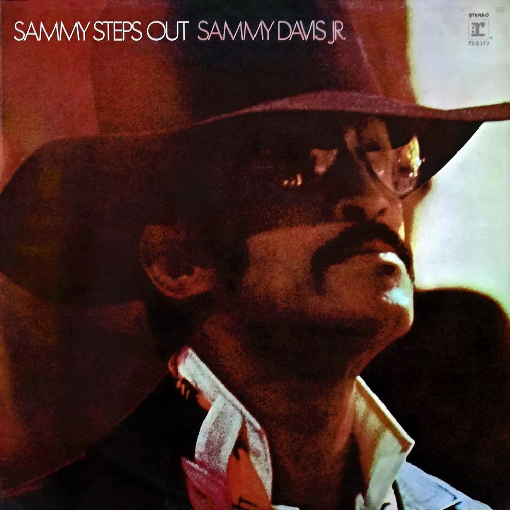 Sammy Steps Out LP
