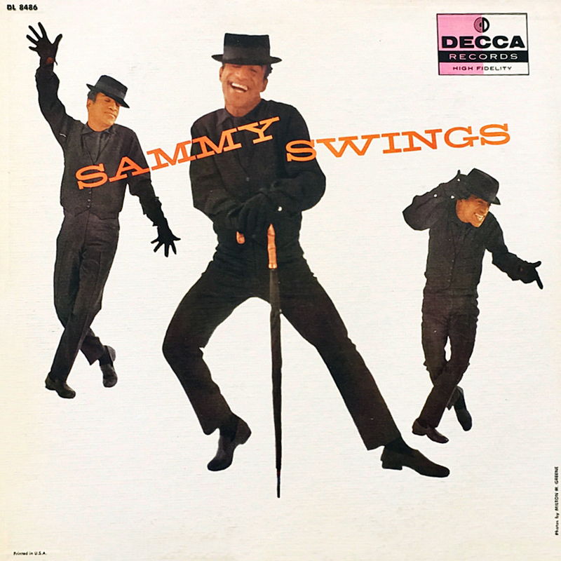 Sammy Swings LP