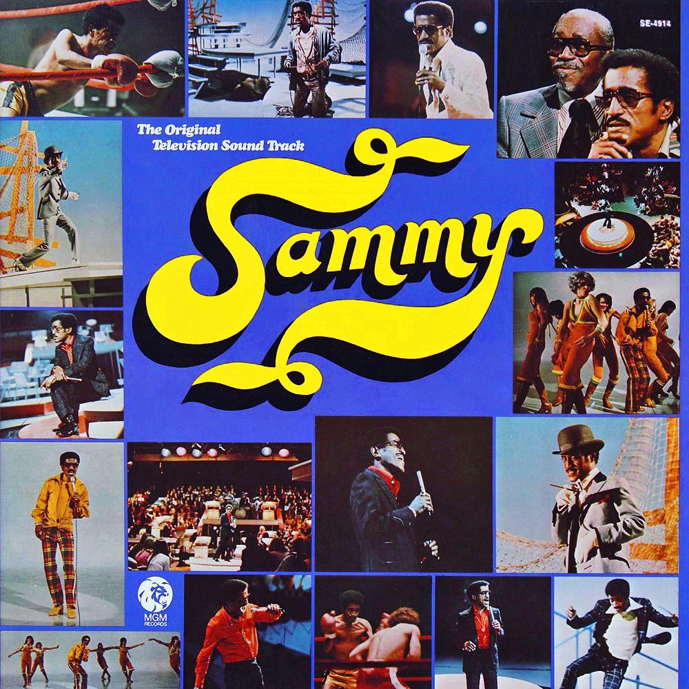 Sammy Television Soundtrack LP