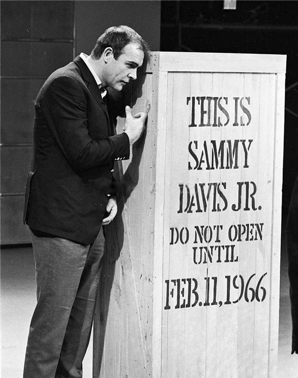 Host Sean Connery - The Sammy Davis, Jr. Show