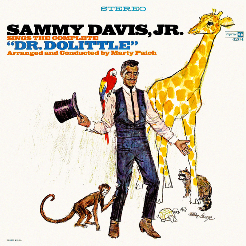 Sings The Complete Dr Dolittle LP