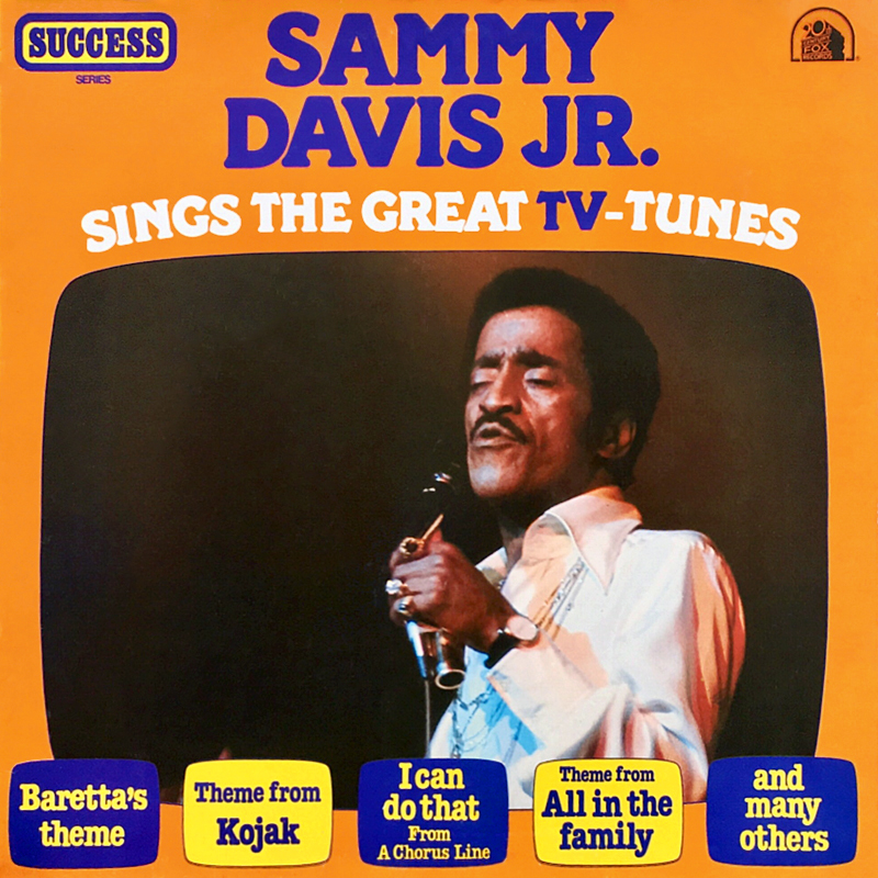 Sings The Great TV Tunes LP