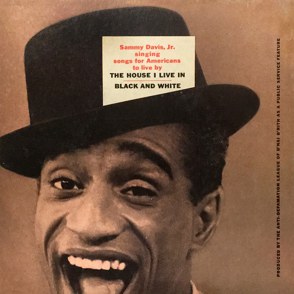 Sammy Davis, Jr. Songs For Americans To Live By