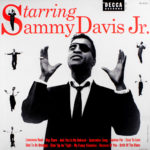 Starring Sammy Davis Jr LP