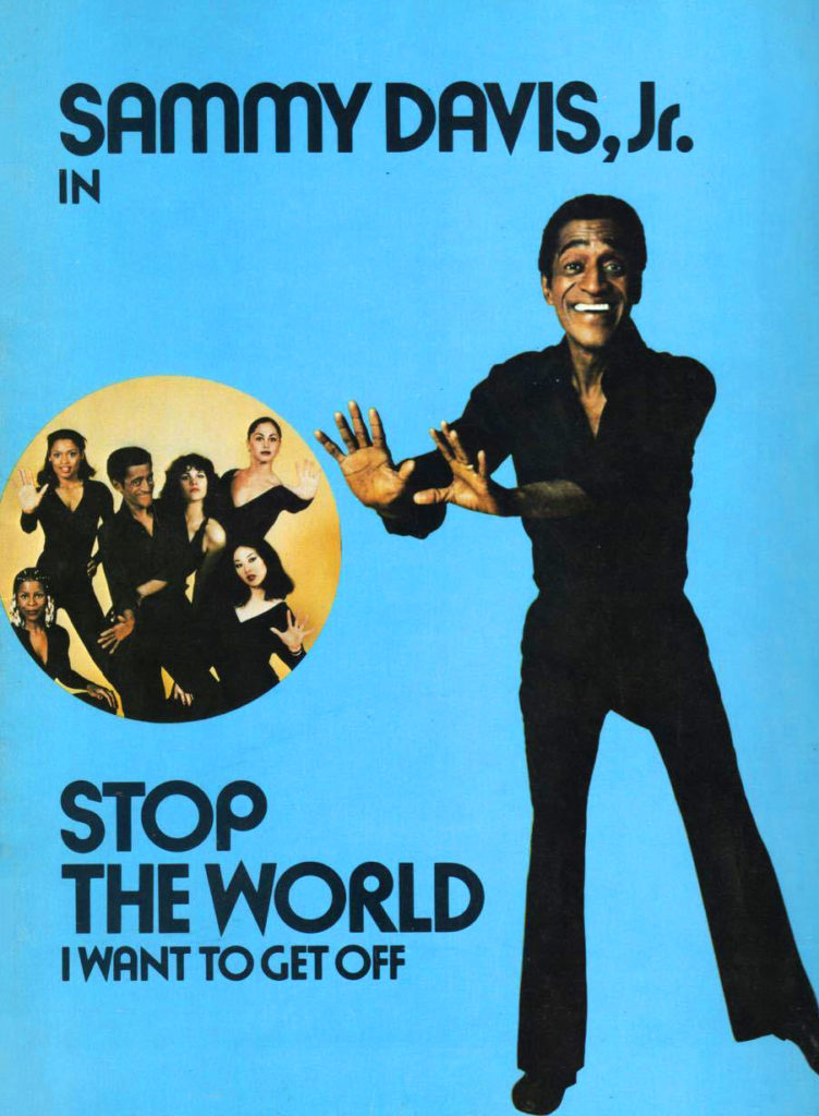 Stop The World I Want To Get Off 1978 Poster