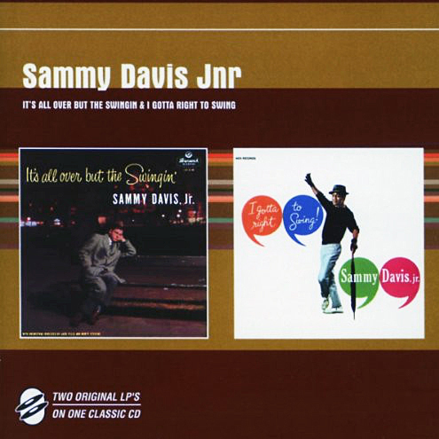 Sammy Davis Jr Twofer UK CD