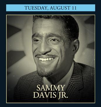 TCM Summer Under The Stars Sammy Davis Jr
