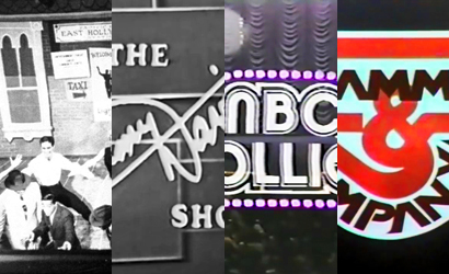 Sammy Davis, Jr. TV Shows Logos
