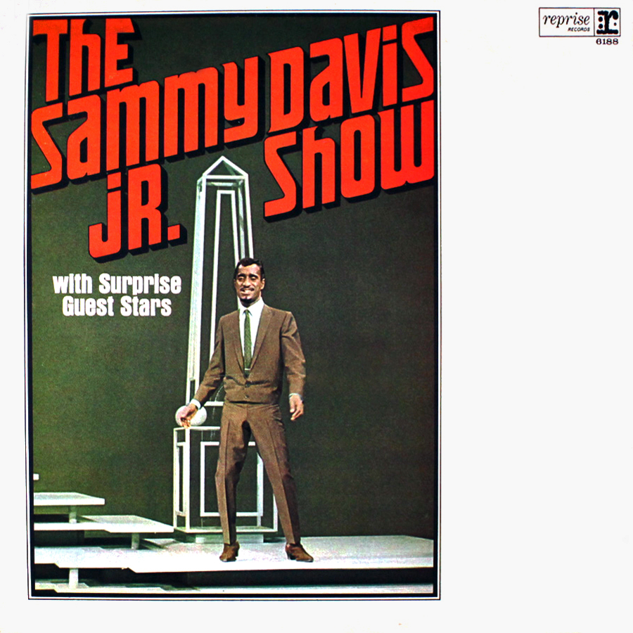 The Sammy Davis Jr Show LP2