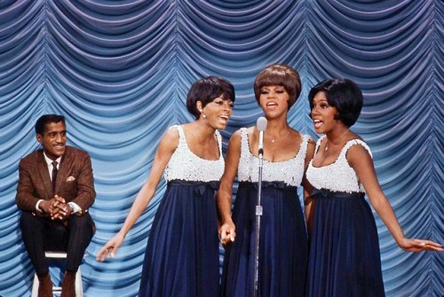 Sammy Davis, The Supremes – The Sammy Davis, Jr. Show, 1966