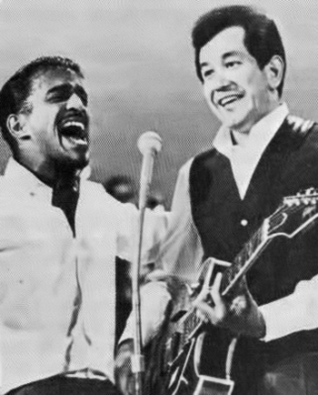 Sammy Davis, Trini Lopez – The Sammy Davis, Jr. Show, 1966